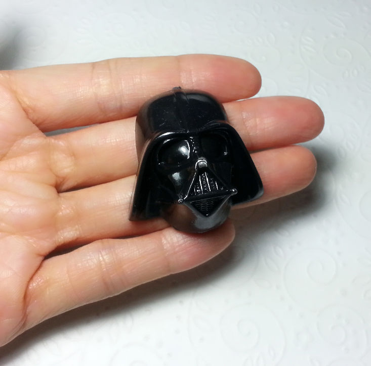 Darth Vader Nails - Best Nail Design 2018
