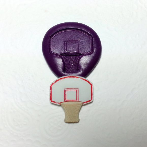 basketball hoop mold