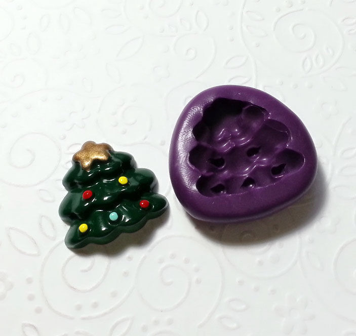 Christmas Tree Cake Pop Mold