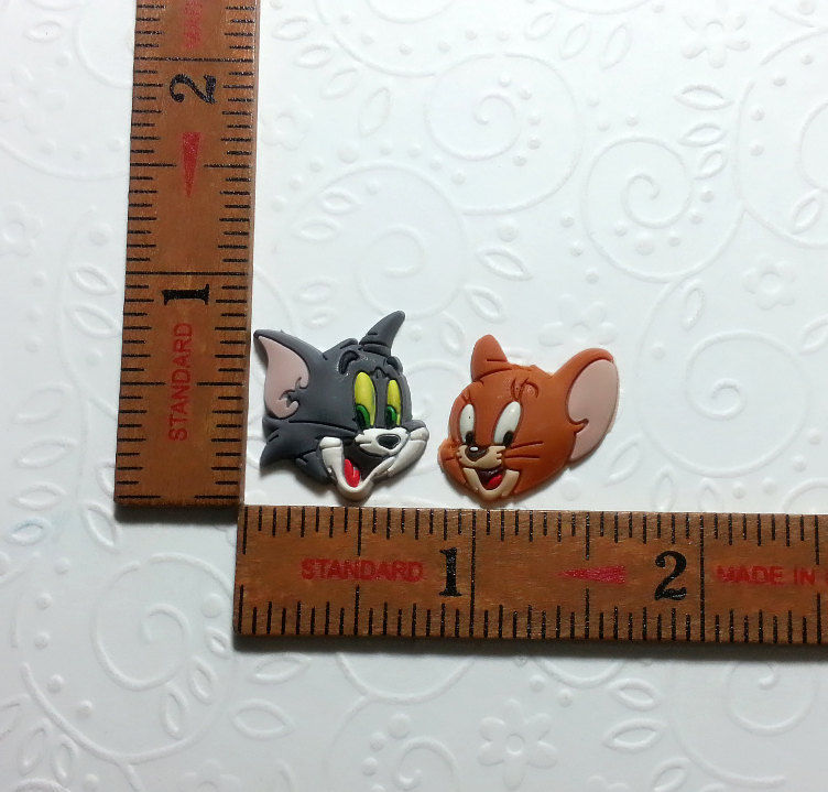 Tom And Jerry Silicone Molds Set 20mm Simply Molds